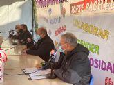 Los vecinos de Torre Pacheco donan más de 15.000 kilos de alimentos y 1.800 euros en el Radio Maratón Solidario a beneficio de Cáritas