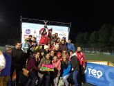 Celebrado el II Campeonato de Duatlón por Equipos Villa de Archena por las calles del casco urbano