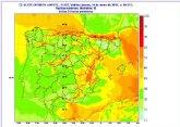 El temporal que hoy comienza a afectar a España lo notaremos en forma de fuerte viento y oleaje en la Región de Murcia