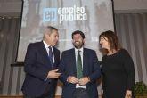 López Miras: 'El nuevo portal web recoge toda la oferta de empleo público de la Comunidad, la mayor de la historia con 8.194 plazas'