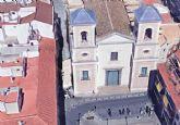 Ahora Murcia reta a Pacheco a mostrar las autorizaciones de Cultura para las terrazas del entorno de la iglesia de San Juan Bautista