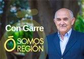 Con Garre, Somos Región