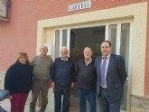 Ciudadanos Los Alcázares propicia la donación de 200 mantas y edredones a la agrupación local de Cáritas