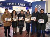 El PP acerca a los vecinos de Jumilla y Alhama los presupuestos regionales de 2019