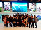 Los alumnos de Turismo de la UCAM asisten a FITUR