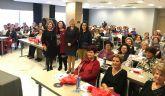La consejera de Familia e Igualdad de Oportunidades agradece a Thader Consumo sus aportaciones a la Ley de Familia y al Observatorio de Igualdad