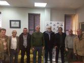 Serrano se reúne con responsables del Polígono Oeste para plantear un transporte eficiente y una campaña de atracción de negocios diseminados por el municipio