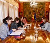 Diego Conesa anuncia que la ciudad de la Justicia de Cartagena se ubicará en la factoría de subsistencias de la Armada