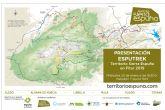 EspuTrek, la apuesta de la Mancomunidad Tur�stica de Sierra Espuña en Fitur 2019