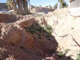 Adjudican la redacción del proyecto para sustituir el tramo de dos colectores generales de agua potable en la zona del Catre