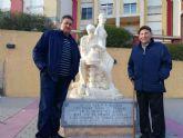 El Ayuntamiento efectuará un homenaje institucional a la familia de alfareros Tudela junto al Monumento al Alfarero, este domingo 26 de enero