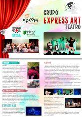 Teatro inclusivo en la programación del Auditorio Municipal de Calasparra