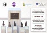 Alhama rendir� homenaje a los deportados alhameños por el d�a de las v�ctimas del Holocausto