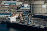 La Autoridad Portuaria de Cartagena mejorará los accesos de los muelles Isaac Peral y Príncipe Felipe