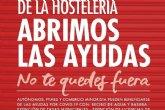En marcha una campaña para animar a los hosteleros a solicitar las ayudas municipales