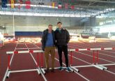 El atleta torreño Sergio Jornet, bronce nacional de pruebas combinadas en categoría promesas