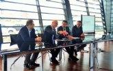 La Comunidad estrecha su colaboración con Alcantarilla para impulsar el emprendimiento y atraer inversiones al municipio