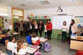 Educaci�n anuncia inversiones para mejorar los centros escolares del municipio