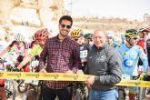250 ciclistas compiten en Bolnuevo en el Open Rally Región de Murcia