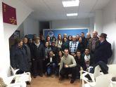 El PP tuvo una reuni�n de trabajo con dirigentes regionales y nacionales