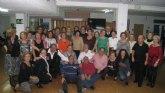 Familia destaca la 'gran actividad' del centro social de mayores de Murcia en su 44 aniversario