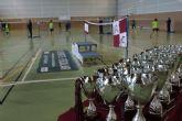 El Albujon acogio este fin de semana la Final Regional Escolar de Badminton