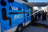 Nueva visita del INFOmóvil para prestar sus servicios en Las Torres de Cotillas