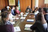 Los directores de los centros educativos del municipio tratan la convivencia y el acoso escolar
