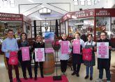 Comercio realiza una  campaña durante la Floración para incentivar las compras en Cieza
