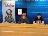La Concejalía de Igualdad de Molina de Segura conmemora el 8 de Marzo con actividades de febrero a junio de 2019