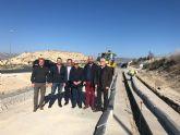 Fomento invierte 300.000 euros en la mejora de la seguridad vial en la carretera regional que une Abanilla con Mahoya