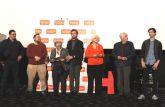 CRUZ ROJA Española homenajeo a sus socios, disfrutando de la proyección de una película gracias a CENTRO COMERCIAL THADER y NEOCINE THADER