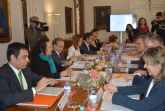 El Gobierno regional defiende el soterramiento ferroviario en Cartagena y que se adelante la Alta Velocidad con una vía del siglo XXI