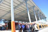 La Comunidad invierte más de 153.000 euros en la cubierta de la pista deportiva del instituto Vega de Argos de Cehegín