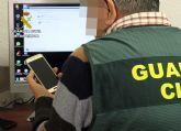 La Guardia Civil investiga a una persona por coaccionar a una menor para que le aportara imágenes de contenido sexual