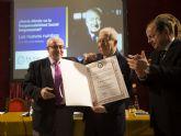 Los New York Awards galardonan a José Luis Mendoza por el modelo educativo de la UCAM