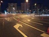 Comienzan los trabajos de repintado de cuatro grandes avenidas del municipio