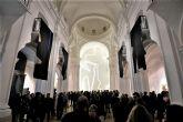 Cultura ofrece visitas guiadas a la exposición ´Lindes, camino memoria´ de Sonia Navarro en la Sala Verónicas