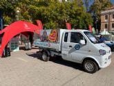 El Ayuntamiento muestra en ´EcoMobility´ su flota de vehículos eléctricos