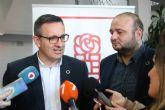 Diego Conesa: 'El PSOE de Cartagena trabajará sin descanso para ser un instrumento útil y afrontar los enormes desafíos que tiene la ciudad'