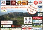 La 'VIII Vuelta a Sierra Espuña', organizada por el el Club Senderista Totana, tendrá lugar el próximo 2 de abril
