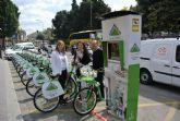 MUyBICI pone a disposición de sus usuarios 150 nuevas bicicletas