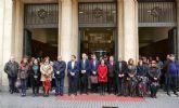 El Ayuntamiento de Cartagena guarda un minuto de silencio en señal de luto y solidaridad con Bruselas