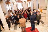 Los antiguos aprendices de Bazán recorren el Palacio Consistorial