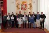 Primera piedra para la futura cantera del FC Cartagena