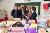 La Botica del Libro dotará a menores de material escolar gracias a la colaboración con la Universidad Popular