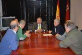 La Consejería de Fomento informa a la Plataforma Pro-Soterramiento de los avances en las obras de la llegada del AVE a la ciudad de Murcia
