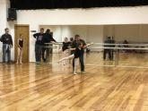 La Escuela Municipal de Danza invita a los padres a una clase de danza clásica