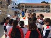 """La concejalía de Medio Ambiente lleva """"Aqualogía"""" a los colegios para celebrar el Día Mundial del Agua"""