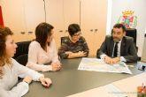 Los vecinos de La Aljorra, satisfechos con la parcela propuesta por el Ayuntamiento para el nuevo colegio